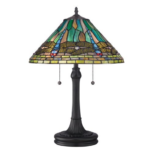 Quoizel Vintage Table Lamp - 9