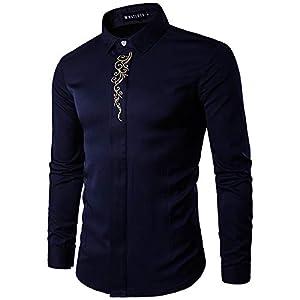 UD FABRIC Men's Slim Fit Shirt