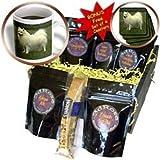 Dogs American Eskimo - American Eskimo - Coffee Gift Baskets - Coffee Gift Basket