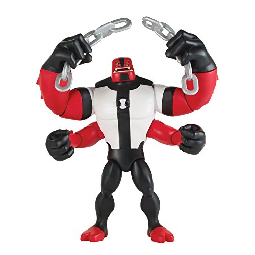 Ben 10 Four Arms Basic Action Figure