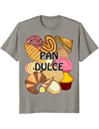 Pan Dulce Conchas Mexican Sweet Bread Pastry Bakery T-Shirt