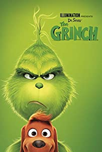 Illumination Presents: Dr. Seuss' The Grinch by Universal Pictures Home Entertainment