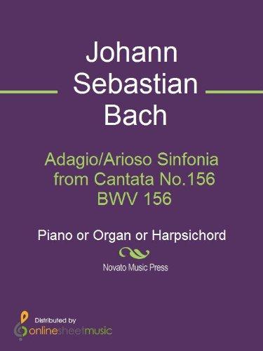 Harpsichord Organ (Adagio/Arioso Sinfonia from Cantata No.156 BWV 156 - Piano/Harpsichord/Organ)
