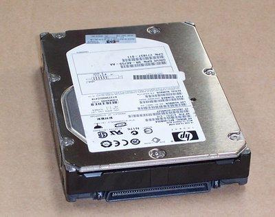 146.8GB SCSI HP 10000RPM Ultra320 Universal HDD 80pin w/ Tray - Drive Hp Universal