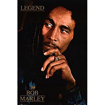 Amazon gb eye bob marley legend poster prints posters prints gb eye bob marley legend poster altavistaventures