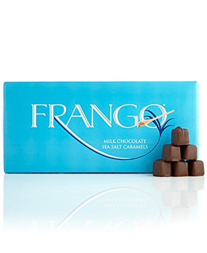 Frango Chocolates, 45-Pc. Milk Sea Salt Caramel Box of Chocolates by Frango Chocolates