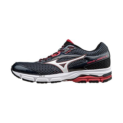 Men's Legend Shoe Mizuno Running Black 3 Wave ZvTvwdzq
