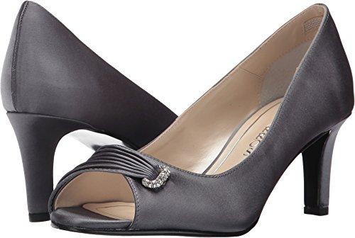 Caparros Women's John Carbon Satin Sandal