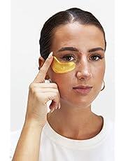 Under eye patches, undereye gel patches, under eye patches, gold under eye patches, under eye patches for dark circles, best under eye patches, collagen under eye patches, under eye patches for bags, eye mask 20 Pairs