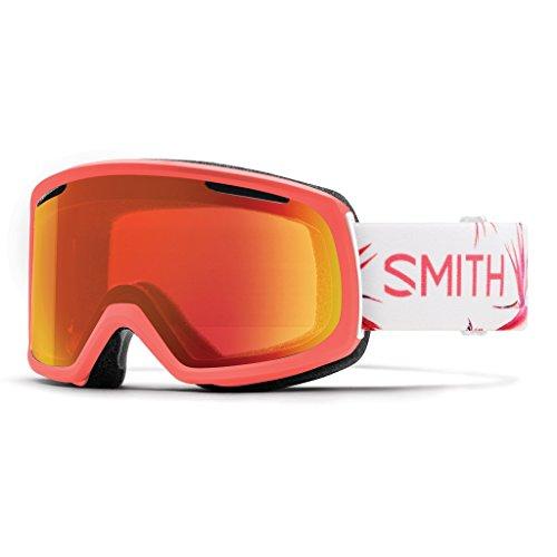 Sunburst Mosaic - Smith Riot Women's Goggles Sunburst Zen ChromaPop Everyday Red Mirror