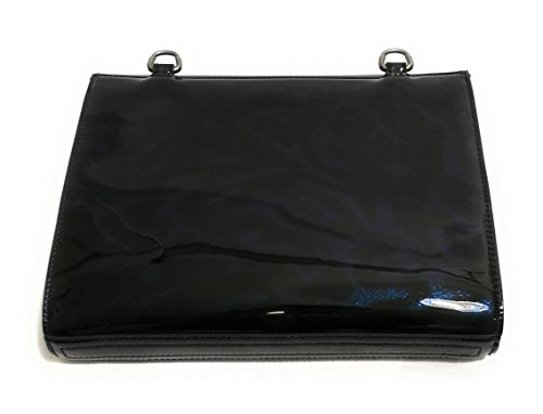 NERO BLU B19TJ36 BORSA PVC TRACOLLA POCHETTE DONNA Trussardi Jeans PAPRICA cBSHgq41y