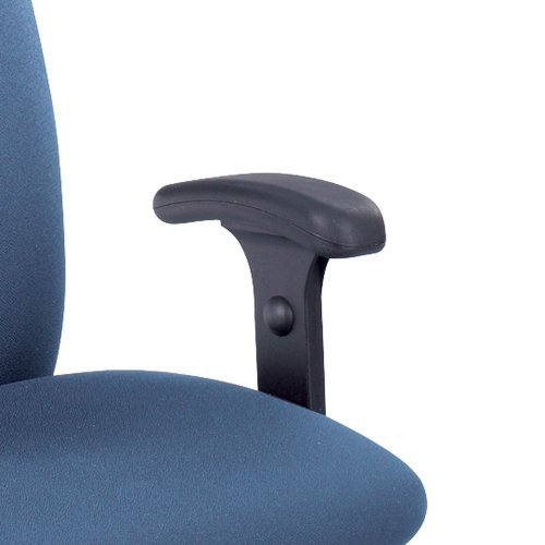 Safco Adjustable T-Pad Arm Kit for Uber Task Chair by Safco