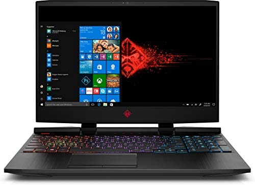 Amazon com: HP Omen Gaming Laptop Intel Core i7 8750H 1TB HD+256GB
