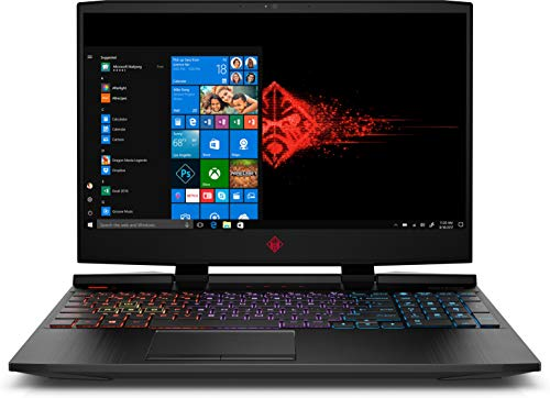 HP Omen Gaming Laptop Intel Core i7 8750H 1TB HD+256GB SSD...