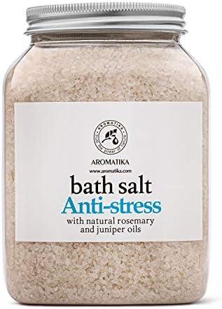 Badzout Anti Stress 13Kg voor Droge HuidSpierpijnVermoeidheidHuidverzorgingAromatherapieAntiStressBadJacuzziSpaWellnessOntspanningAntiAging