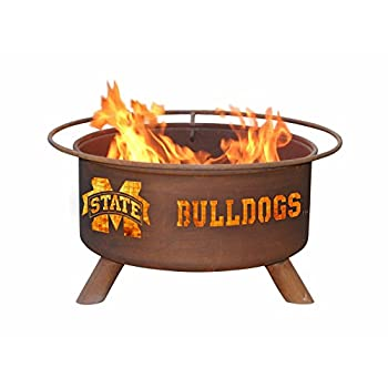 Image of Fire Pits Patina Products F246 Mississippi State Fire Pit