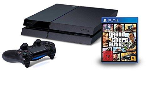 PlayStation 4 - Konsole (500GB) inkl. Grand Theft Auto V
