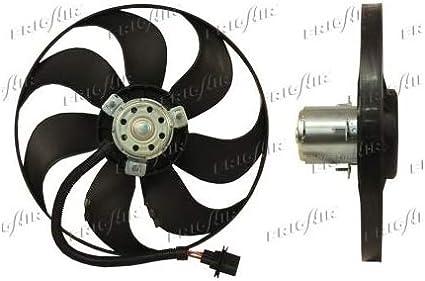 frigair 0510.1573 Ventilador, refrigeración del motor Motor ventilador, ventilador, condensador Ventilador: Amazon.es: Coche y moto