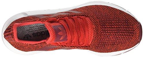 adidas Swift Run, Scarpe da Corsa Uomo Multicolore (Red/Collegiate Burgundy/Ftwr White)