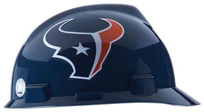 Mine Safety Appliances Company 10031348 hard hat - houston texans