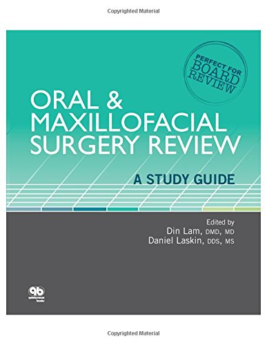 Oral and Maxillofacial Surgery Review: A Study Guide