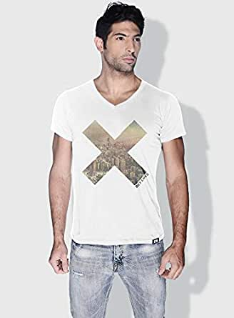 Creo Beirut X City Love T-Shirts For Men - Xl, White