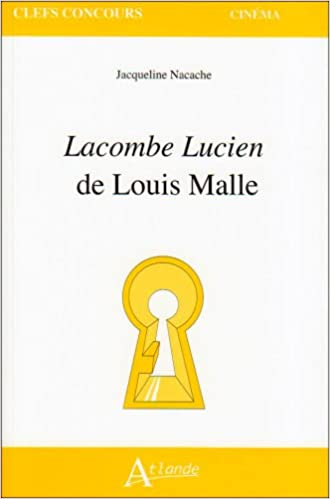 Book Lacombe Lucien de Louis Malle (French Edition)