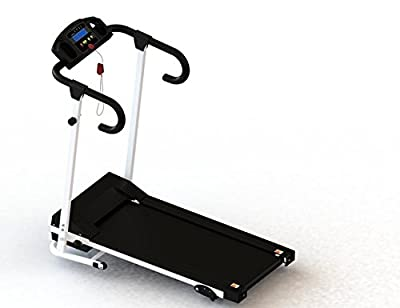 Mcombo 500W Folding Electric Motorized Treadmill Running Jogging Gym Power Machine 6400