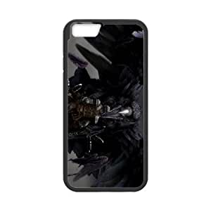 Dark Souls iPhone 6 4.7 Inch Cell Phone Case Black as a gift I722419