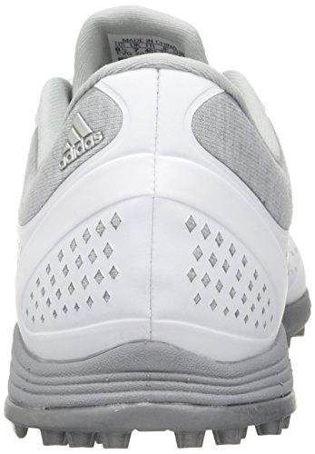 adidas Women's Adipure Sport Golf Shoe, Grey, 6 M US by adidas (Image #2)