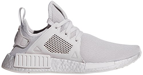 adidas Originals Men's NMD_XR1 Sneaker, Grey Two/Grey Two/Silver Metallic, 12.5 M US