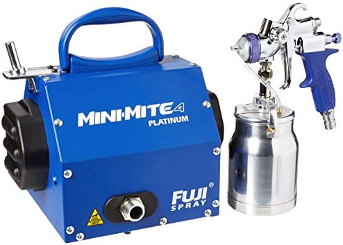 Fuji 2904-T70 Mini-Mite 4 PLATINUM – T70 HVLP Spray System