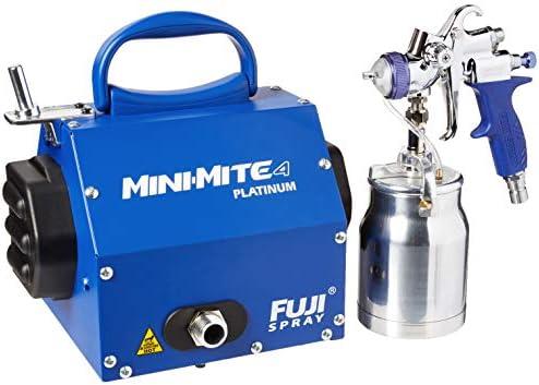 Fuji 2904-T70 Mini-Mite 4 PLATINUM - T70 HVLP Spray System