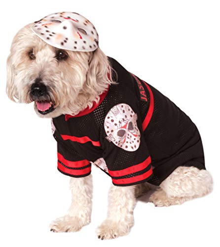 Rubie's Friday The 13th Jason Pet Costume, Medium -