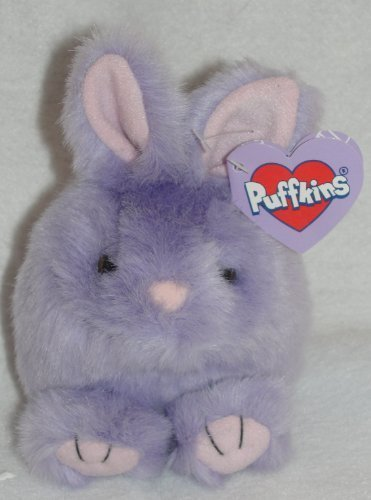 Puffkins Bumper, the Purple Bunny
