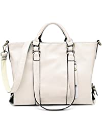 Amazon.com: White - Handbags & Wallets / Women: Clothing, Shoes ...