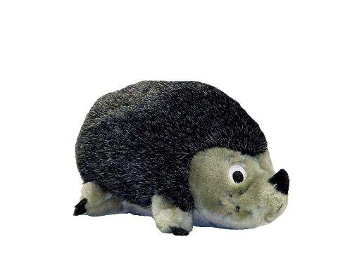 Outward Hound Kyjen  PP01129 Hedgehog Junior Plush Dog Toys Squeak Toy, Small, Grey Kyjen Company Plush