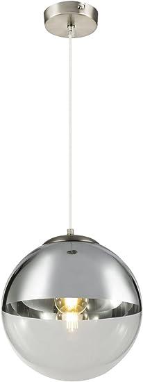 Clear/ /Transparent Katalytische Lampe gro/ßen Glas PENDANT Farbe