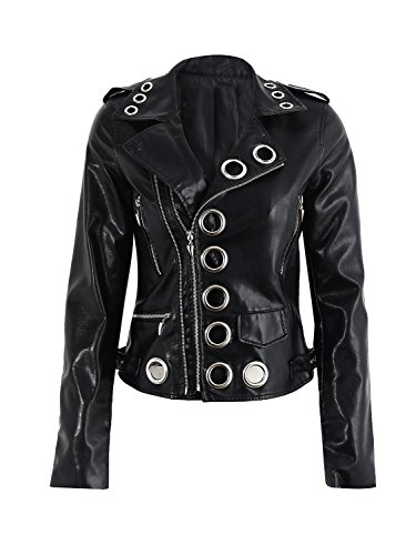 Simplee-Womens-Fashion-Eyelet-PU-Faux-Leather-Short-Motorcycle-Jacket-Coat-Outwear