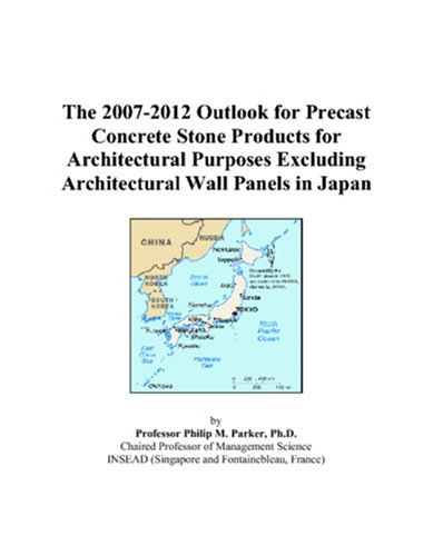 The 2007-2012 Outlook for Precast Concrete Stone Products for Architectural Purposes Excluding Architectural Wall Panels in Japan