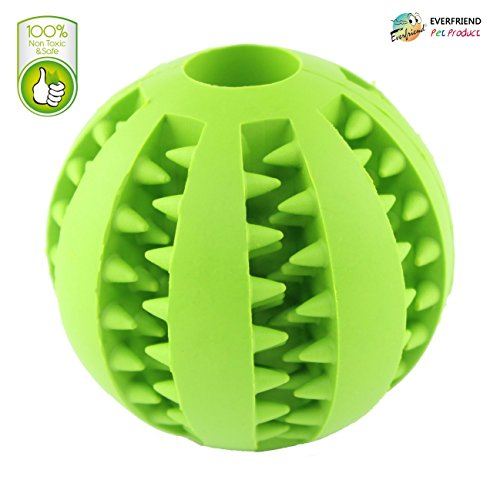 Interactive-Toy-Ball-for-Dogs-Puppies-Cats-Efficient-Gums-Massage-and-Teeth-Cleaning-Dental-Treat-Dog-Chew-Toys-Interactive-Toy-IQ-Training-Playing-Soft-Rubber-Tennis-Ball-Size-28