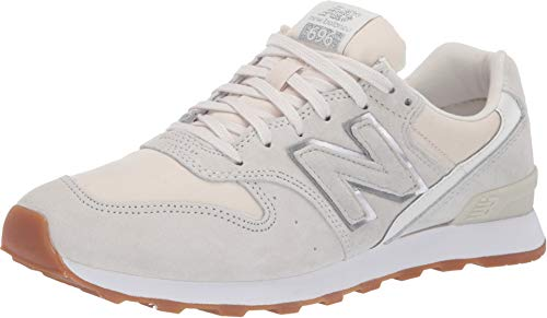 Suede Sneakers Athletic - New Balance WMN FTWR White