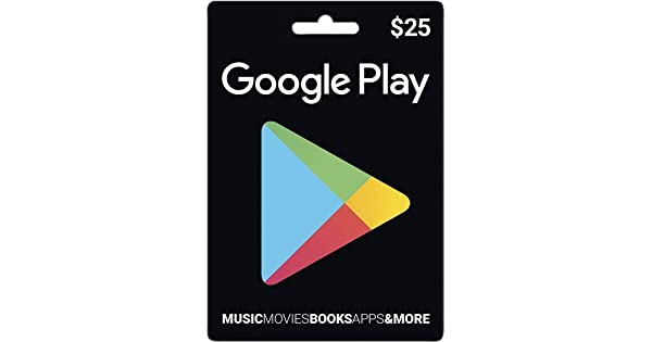 Amazon.com: Tarjeta prepaga de $25 para Google Play: Dealpirates