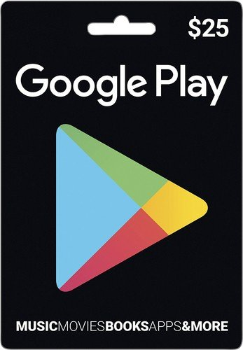 Google play Prepaid Card $25 - Buy Online in UAE ...