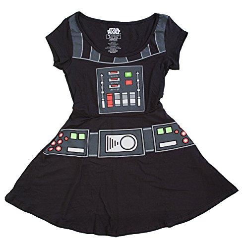 Star Wars I Am Darth Vader Juniors Skater Dress | L