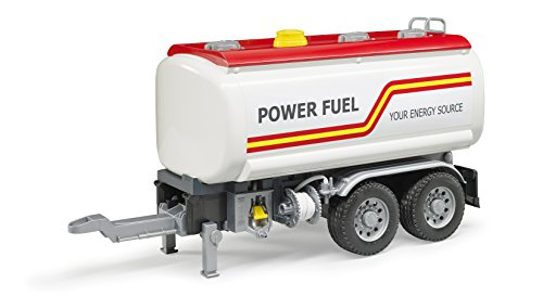 Big Tank Trailer - Bruder Toys Tanker Trailer for Trucks