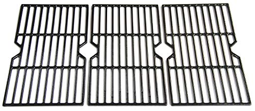 Charcoal Porcelain Coated Grill - VICOOL 16 7/8