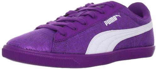 Lo Glyde Puma Baskets Wns grape 02 City femme Lite Violeta Violet mode sparkling Violett SEUqwUad1