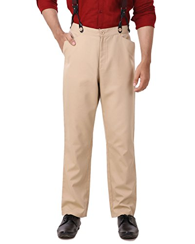 ThePirateDressing Steampunk Cosplay Victorian Trousers product image