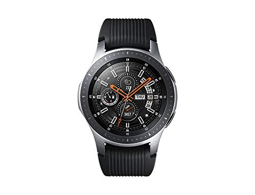 Smartwatch Samsung Galaxy Watch Bt 46mm Pulseira de Silicone, Bluetooth 4.2 e...